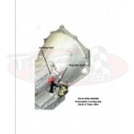 Powerglide Dip Stick & Tube, Mini Locking APG-35999M
