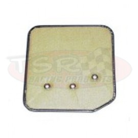 A-727 Filter; Large Dacron (1Hole) 727-12776C