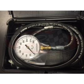 APG-T2102-6 transmission pressure test kit 6' hose, gauge, fittings